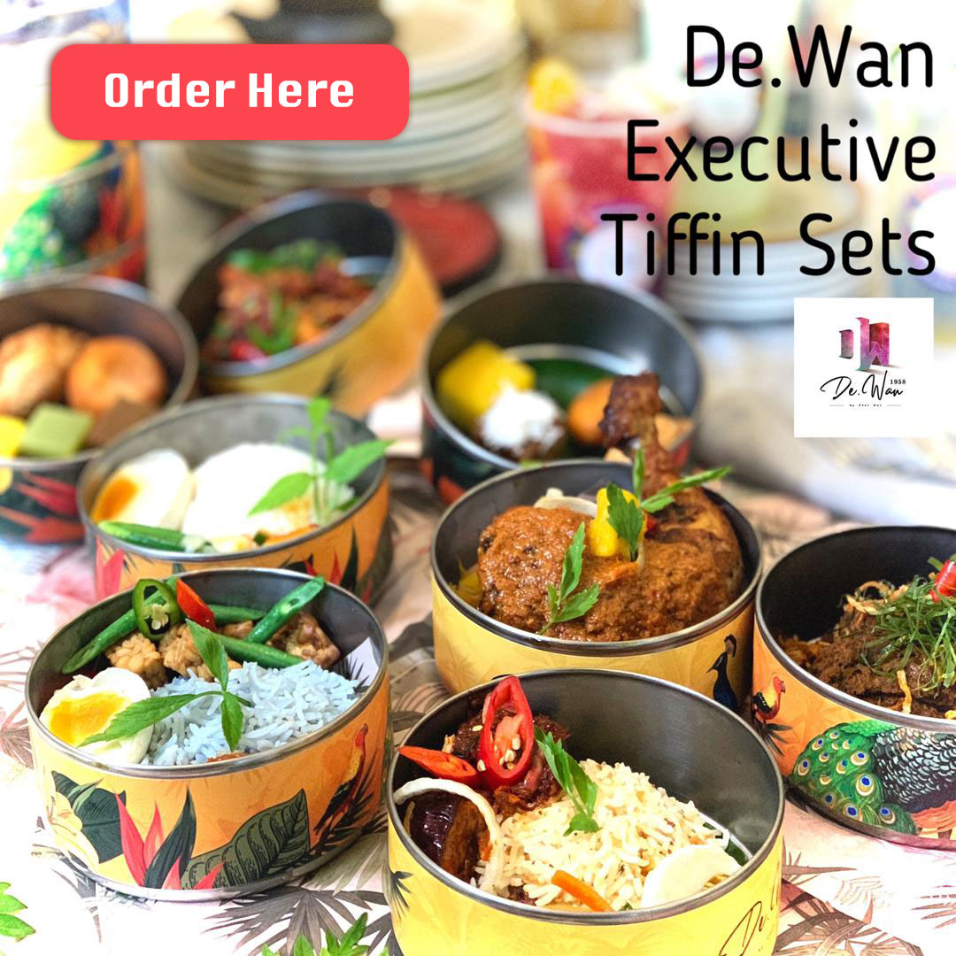 De.Wan Executive Tiffin Set